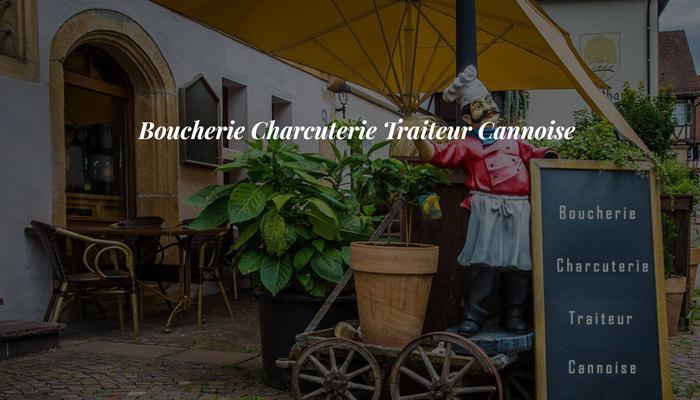 En vente Site web Boucherie Prêt à l'Emploi One Page, Traiteur, Charcuterie création site web prêt à l'emploi Cnathalie