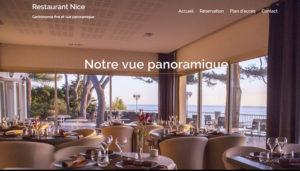 Site Web Restaurant Prêt à l'Emploi en Vente Cnathalie